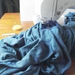 Noens skreddersydde skjorte fra India mtte visst skreddersys litt merhellip