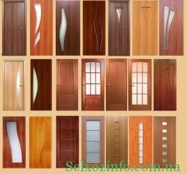 Межкомнатная дверь из МДФ