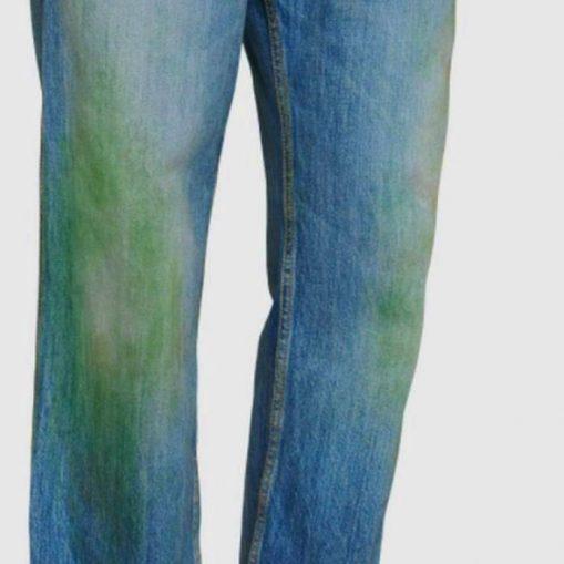 Gucci Lanza Una Linea De Jeans Desgastados Con Manchas De Hierba Por Usd 765 Semanario Argentino