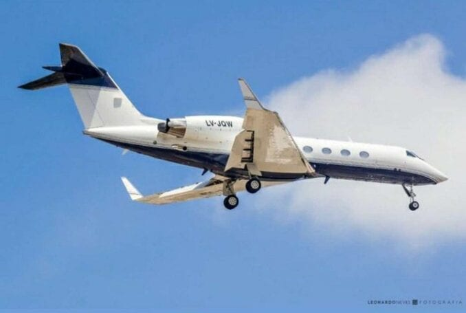 La hija de Hugo Moyano viajó a Miami en un costoso jet privado