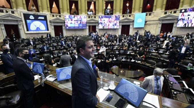 Nueva interna en el Gobierno: Sergio Massa eliminó un artículo que apuntaba a gravar los plazos fijos