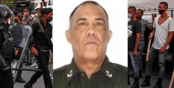 Cuba: renunció el Viceministro del Interior al estar en desacuerdo con la brutal represión
