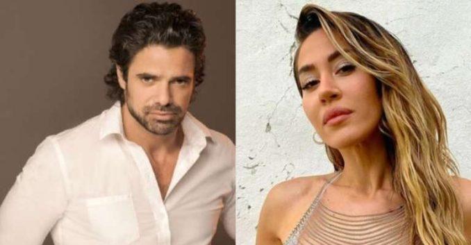Qué pasa entre Luciano Castro y Jimena Barón?