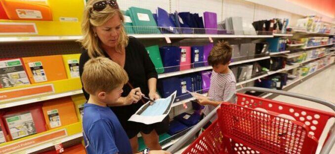 Florida : 10 días libres de impuestos para la compra de útiles escolares