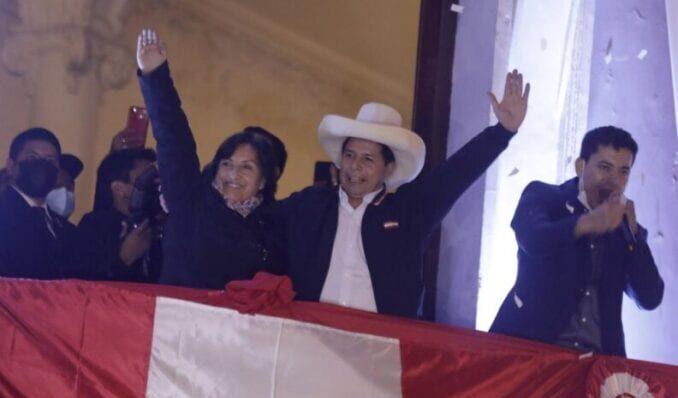 El tribunal proclama a Pedro Castillo como presidente de Perú