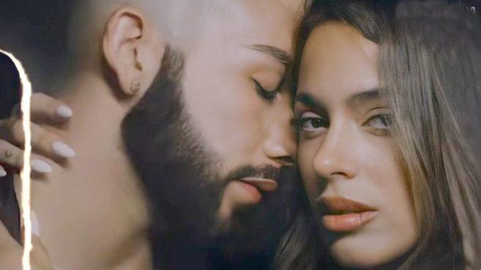 Celos y escándalo de la novia de Manuel Turizo por su video con Tini Stoessel