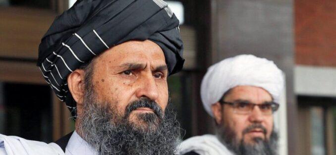 Estados Unidos se reúne con el líder Talibán en Kabul