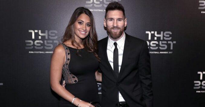 """Piden la detención de un periodista por """"discriminación de género"""" hacia la mujer de Messi"""
