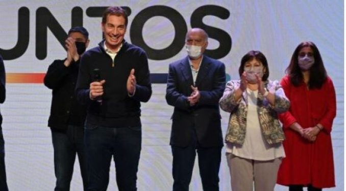 El Frente de Todos cayó en la provincia de Buenos Aires ante Juntos por el Cambio: Santilli ganó la PASO