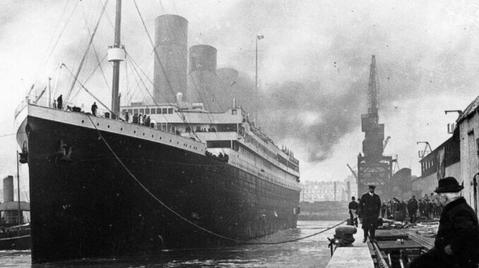 Titanic: La historia de amor desconocida pero real