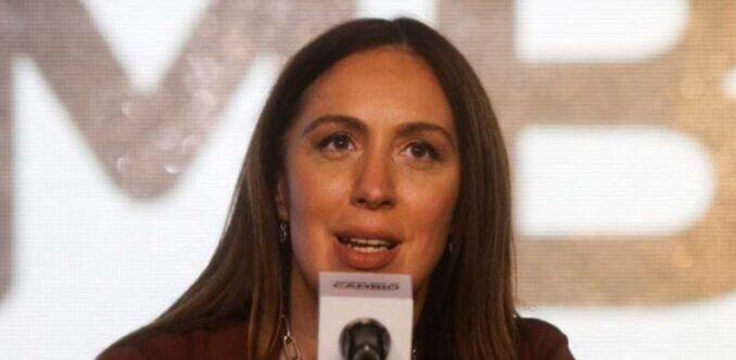 """Vidal: """"Esta noche los votos dijeron 'falta menos para tener un bloque que defienda la República'"""""""
