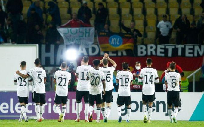 Alemania se convirtió en el primer seleccionado en clasificarse al Mundial de Qatar 2022