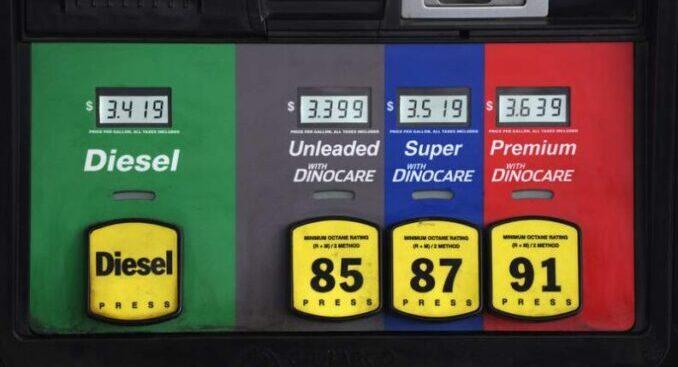 Florida : Los precios de la gasolina aumentan a su nivel más alto desde 2014