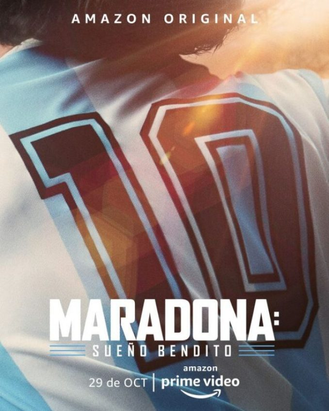 """Finalmente se estrenará la serie de Diego Maradona """"Sueño Bendito"""""""