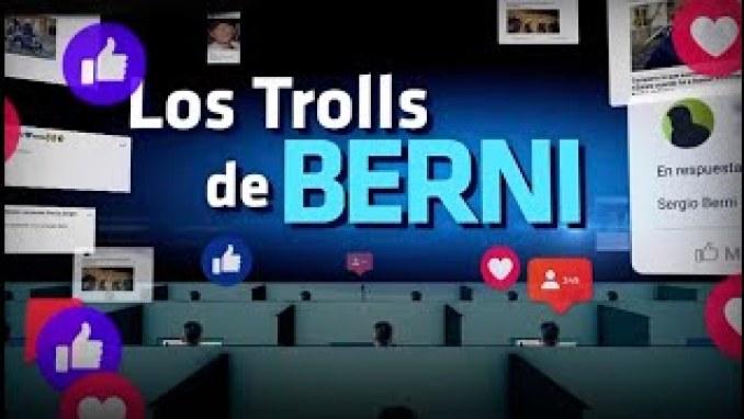 """Sergio Berni: El ministro de Seguridad bonaerense contrató un grupo de 40 """"trolls"""" para posicionar su figura en las redes sociales"""