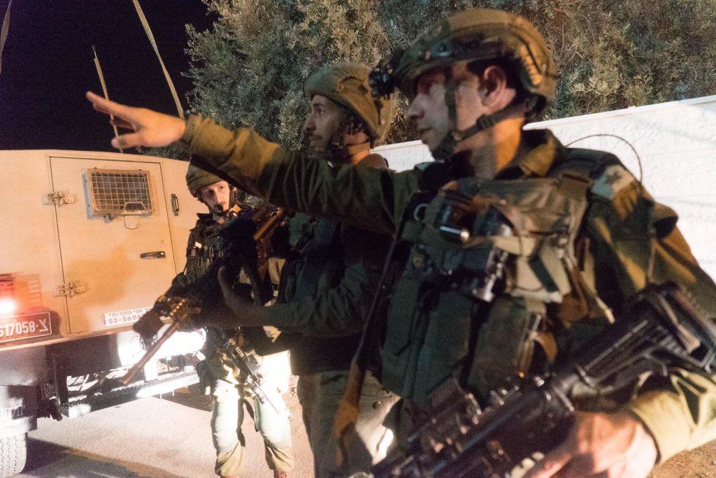 Tropas de Tzahal durante el operativo (Fotos: Dover Tzahal)
