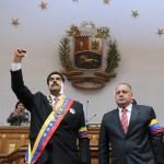 Se posesionó Maduro. El 14 de abril serán las elecciones