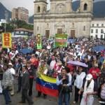 Educadores colombianos presentaron su pliego al gobierno y esperan negociación