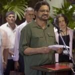 """FARC-EP: """"Nadie puede limitar la condición de soberano que tiene el pueblo"""""""