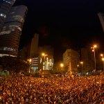 ¡Brasil para! ¡A las calles por un transporte público y de calidad! ¡Por el derecho a la ciudad!