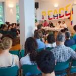 """Panel en Berlín """"La paz, asunto de todos"""""""