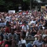 Trece poetas en la inauguración del 23 Festival Internacional de Poesía de Medellín