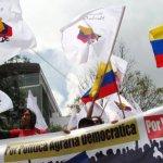En defensa del campo y de los trabajadores, la movilización social única alternativa