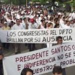 Denuncia nacional e internacional. Alarma en Catatumbo