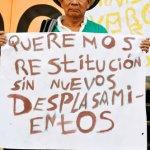 Víctimas y tierras en Colombia (I)