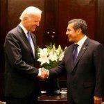 Juego sucio de Biden en Chile contra Venezuela