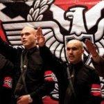 Denuncian a neonazis por apología al genocidio, amenazas y daño en bien ajeno