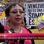 Ecuador crea Comité Antiimperialista de Solidaridad con Venezuela