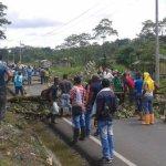 Concejo de Tumaco estigmatiza a comunidades en paro por la paz