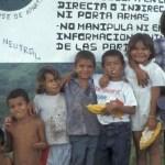 Campesinos de San José de Apartadó (Antioquia) exigen paz