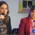 Eurodiputadas dialogan con las mujeres por la paz en Colombia