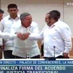 Acuerdo de creación de una Jurisdicción Especial para la Paz