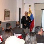 Colombianos en jornada mundial de solidaridad con Venezuela