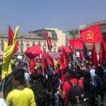 Primeras protestas del año