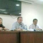 Enrique Santiago habló de la Jurisdicción Especial para la Paz