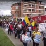 Encuentro regional en defensa del agua en Sumapaz