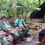 Las FARC en Nariño siguen firmes con la paz