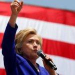 EEUU: afirman que Clinton consiguió la nominación demócrata