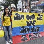 Tolima y Caquetá se movilizan: El agua por encima de todo
