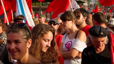Festa do Avante 2014. Galiza Foto via photopin (license)