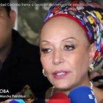 Consejo de Estado declara nula sanción contra Piedad Córdoba