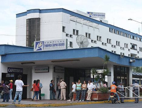 Hospital Federico Lleras, en Ibagué. Foto Confidencialcolombia.
