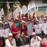 Se lanza campaña por el sí en el Magdalena Medio
