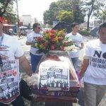 """Trabajadores del hospital San Francisco contra """"masacre"""" laboral"""