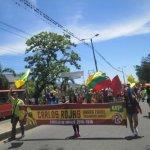 Asamblea municipal de la Unión Patriótica en Ibagué (Tolima)