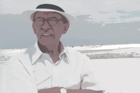 Fernando Garavito. Ilustración Revista Sole.